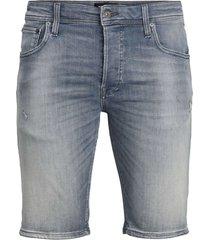 jack & jones jjirick jjorg shorts grey blue denim