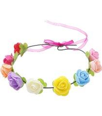 balaca flores multicolor sasmon ac-10478