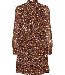 gryffin print dress kort klänning multi/mönstrad modström