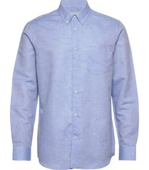 sankt overhemd casual blauw tiger of sweden