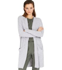 inc earth open-front cardigan, created for macy's