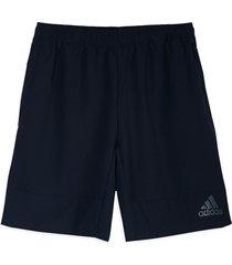 pantaloneta azul navy adidas performance 4k teck x lwv 10