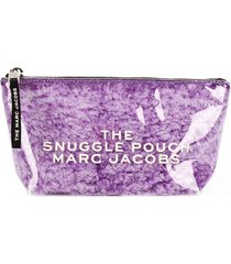 marc jacobs the snuggle pouch - purple
