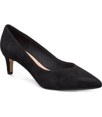 laina55 court shoes heels pumps classic svart clarks