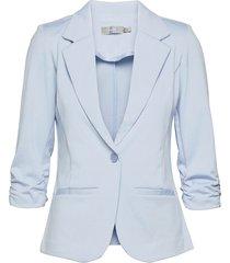zablazer 1 blazer blazers casual blazers blå fransa