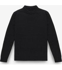 larusmiani cashmere crew neck sweater diablerets
