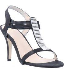 sandalia alisha negro we love shoes