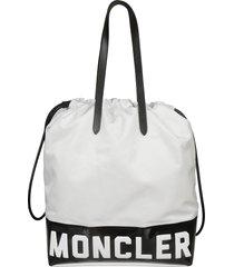 moncler flamenne shopper bag
