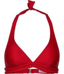 blanche bikinitop rood marie jo