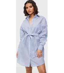 nly trend casual shirt dress loose fit dresses