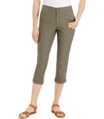 style & co capri pants, created for macy's