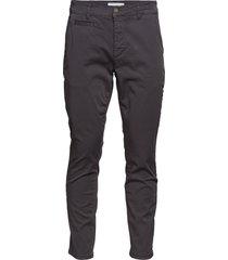 orta chino pants chino broek zwart les deux
