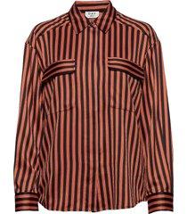 day intense blouse lange mouwen oranje day birger et mikkelsen