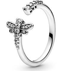 anel aberto libélula