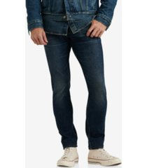 lucky brand men's 105 slim taper 4-way stretch jeans