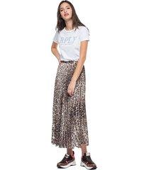 falda para mujer replay