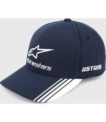gorra azul navy alpinestars agx hat