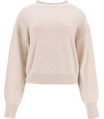le kasha modena cashmere sweater