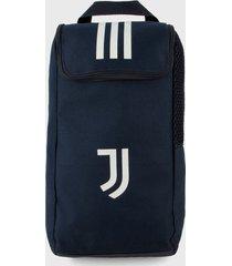 maletín azul oscuro-blanco adidas performance juventus