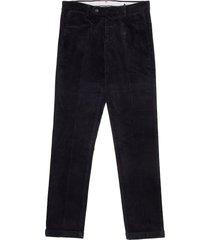 nn07 navy soho trousers 1771211121