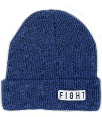 gorro azul  fight for your right capsula
