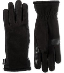 isotoner signature women's smartdri stretch fleece touchscreen gloves