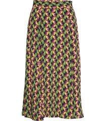 day bahce lång kjol multi/mönstrad day birger et mikkelsen