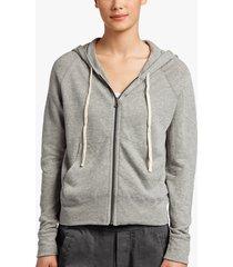 vintage fleece long sleeve hoodie