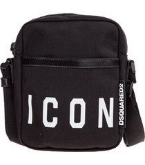 dsquared2 icon crossbody bags