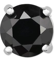 diamond single stud earring (1/2 ct. t.w.) in 14k white gold