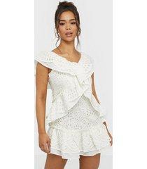 glamorous lace v neck mini dress skater dresses