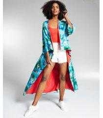misa hylton for inc short-sleeve bodysuit, created for macy's