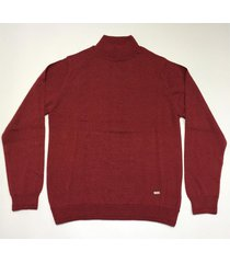 sweater rojo prototype turtle