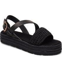daisywall sandal sandaletter expadrilles låga svart gant