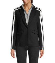 2-in-1 blazer & removable vest