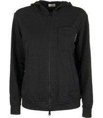 brunello cucinelli sweatshirt nero