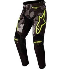 pantalon racer tactical 2020 amarillo alpinestars