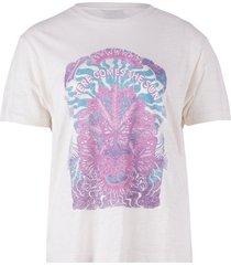 berenice t-shirt print wit