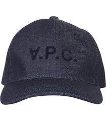 a.p.c. baseball cap