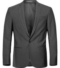 m. christian cool wool jacket blazer colbert zwart filippa k
