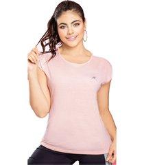 camiseta adulto femenino palo de rosa marketing  personal