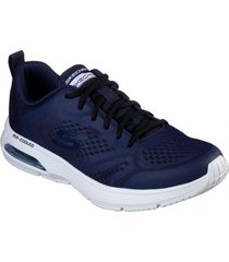zapatilla dyna - air - pelland azul marino skechers