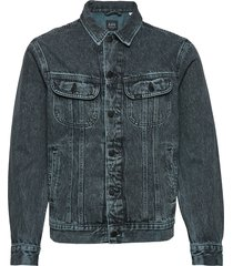 lee rider jacket jeansjack denimjack blauw lee jeans