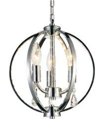 cwi lighting bird cage 3 light mini pendants