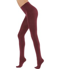 calzedonia soft modal and cashmere blend tights woman violet size 1/2