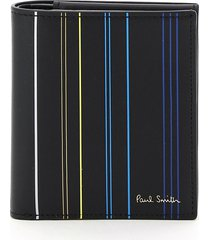 paul smith stripe wallet