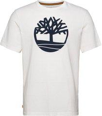 ss k-r brand tree t t-shirts short-sleeved vit timberland
