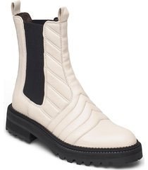 boots 4807 shoes chelsea boots creme billi bi