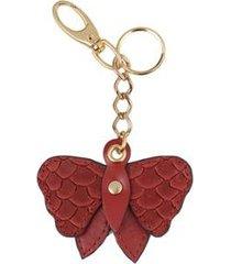 chaveiro borboleta mr. cat masculino