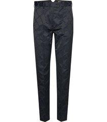 crio pantalon met rechte pijpen blauw tiger of sweden